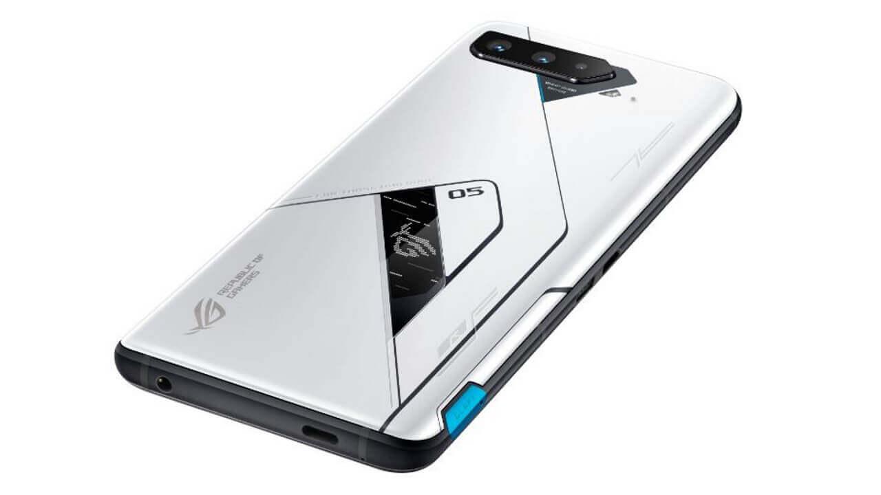 ASUS、最上位「ROG Phone 5 Ultimate」8月31日国内発売