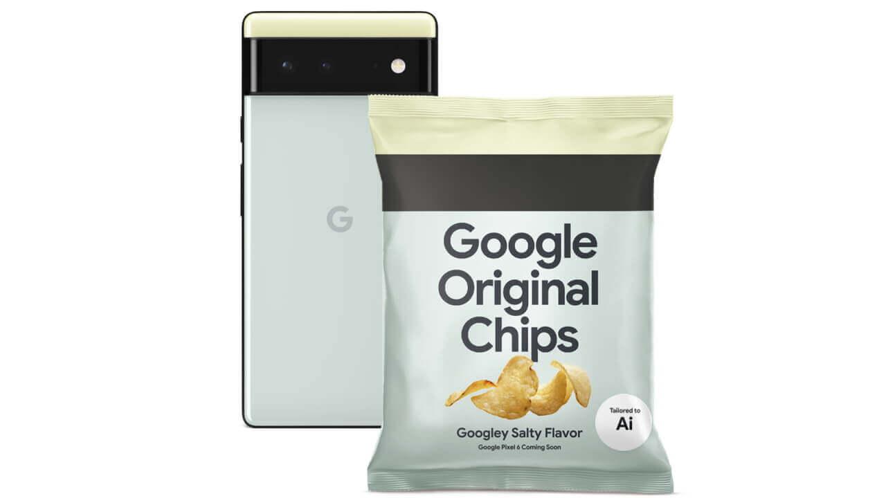 Google Original Chips