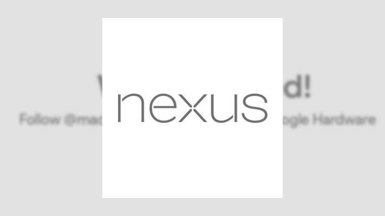 4年ぶり!Nexus公式アカウントがツイート