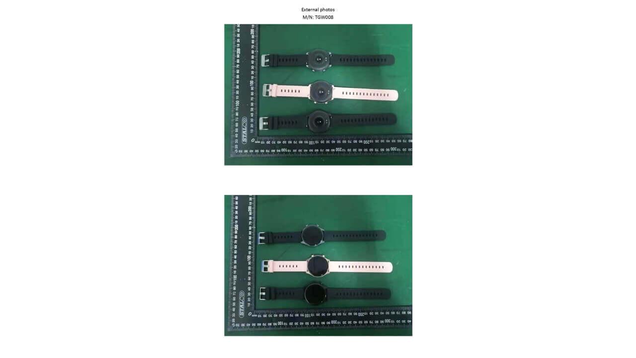 Wear OS?「RedMagic Watch(SW2103)」FCC認証取得