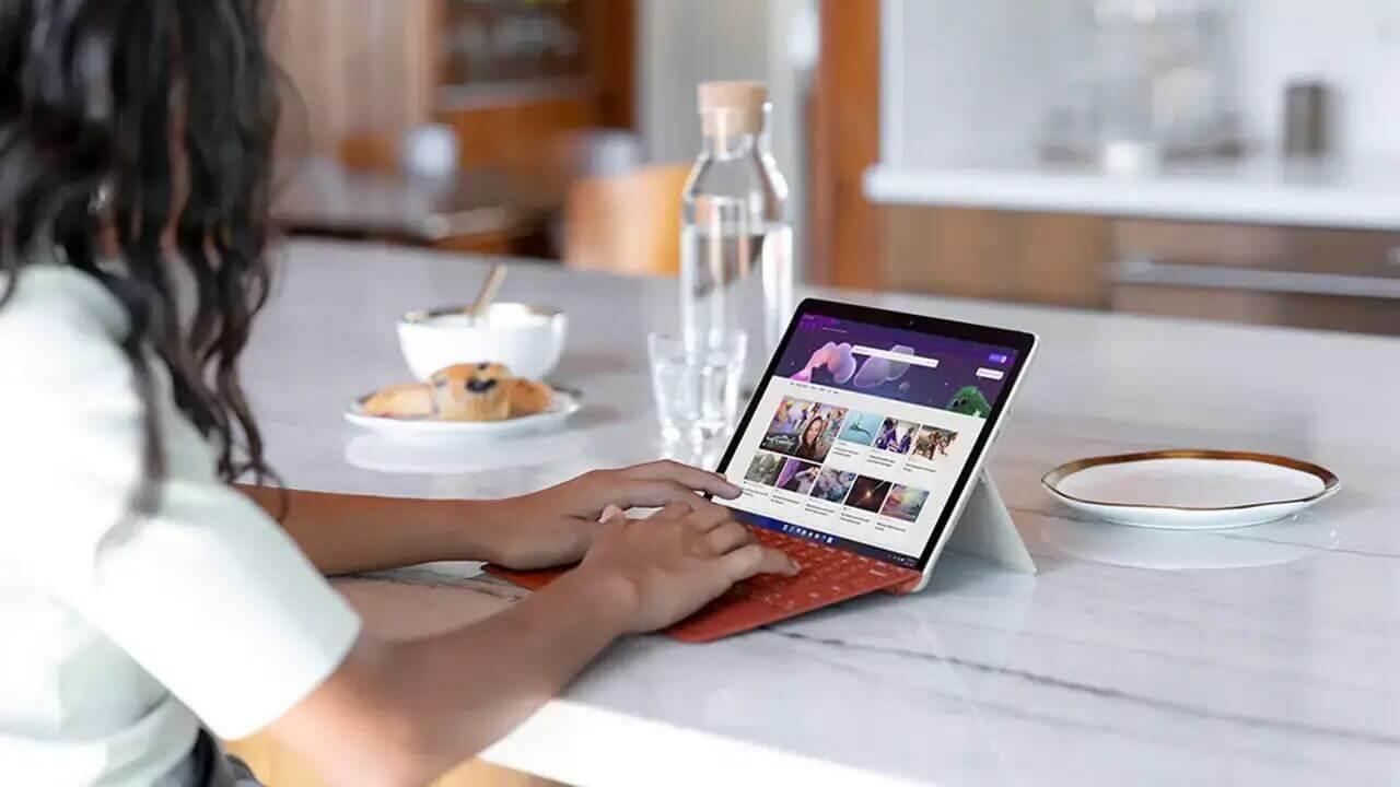 新世代「Surface Go 3」ついに国内発売
