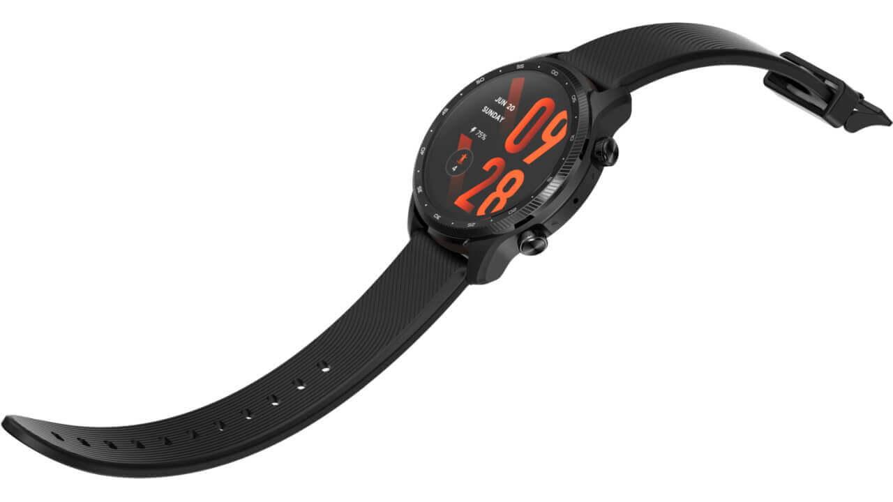 デュアルプロセッサ!新世代Wear OS「TicWatch Pro 3 Ultra GPS」発表