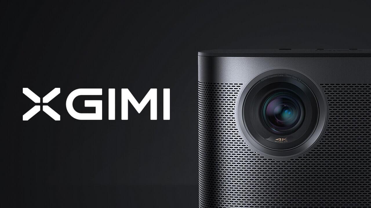 XGIMI、読み仮名を「エクスジミー」に変更