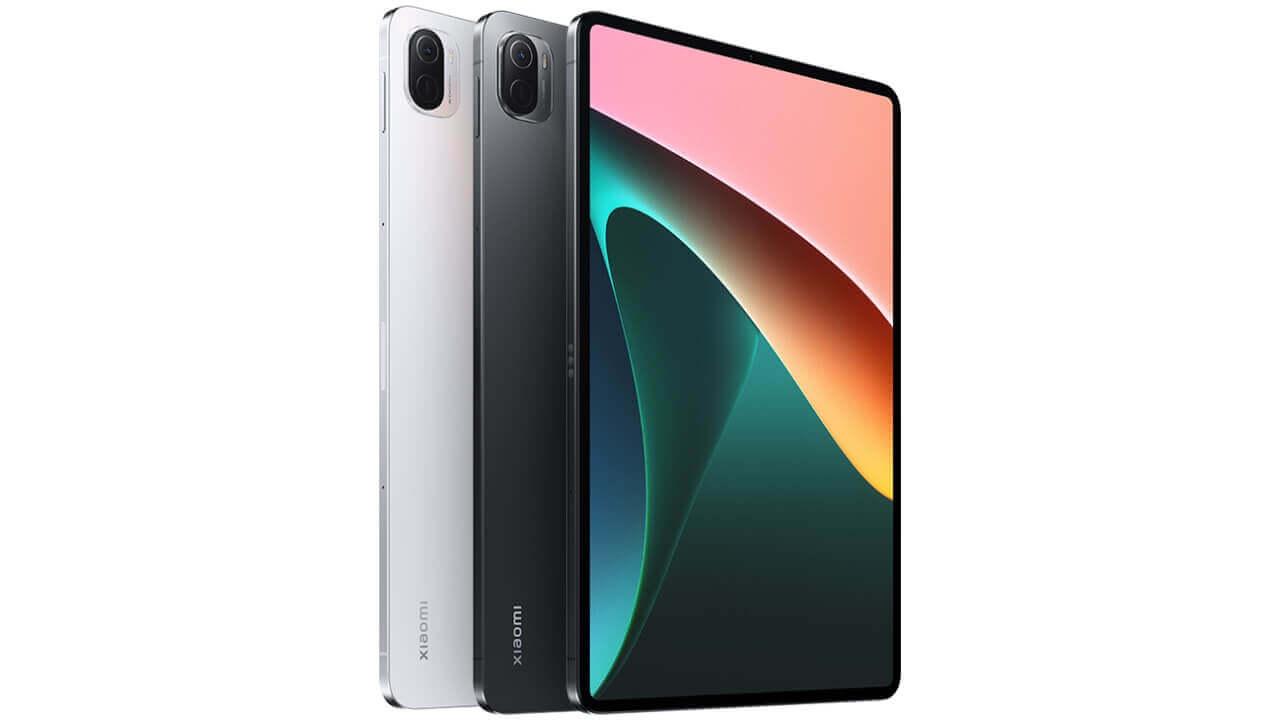 ハイスペックタブレット「Xiaomi Pad 5」国内発売